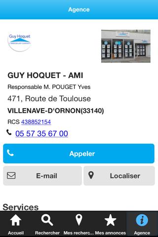 GUY HOQUET - AMI screenshot 1