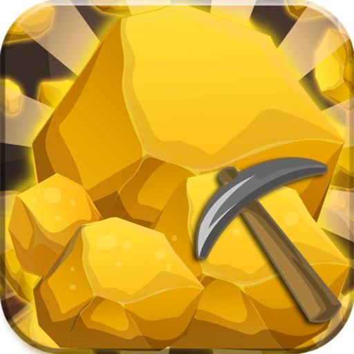 Игра-кликалка золотого самородка - Захватывающая шахтерская игра на время
