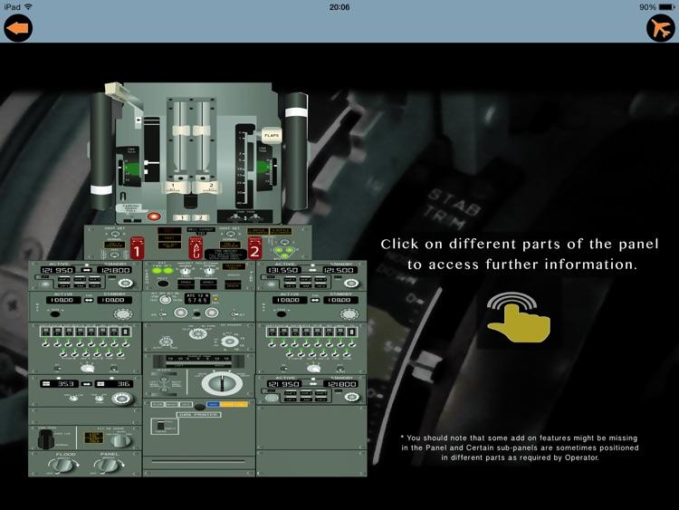 Switch 737 NG - Boeing B737 NG Training