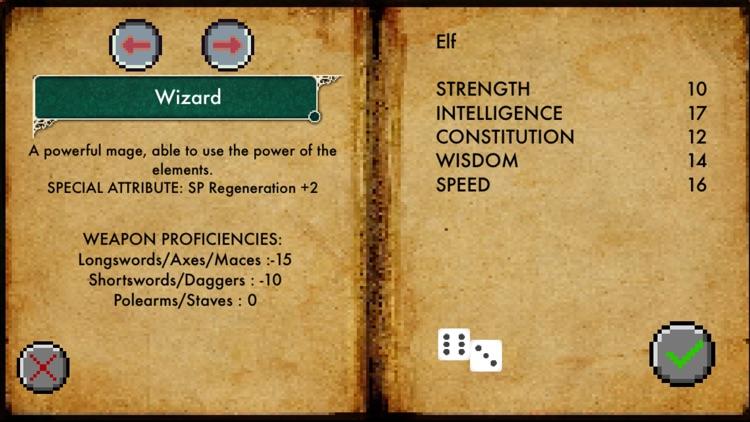 Mazes of Karradash screenshot-3