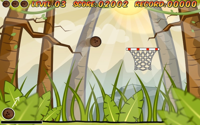 Super Coconut Basketball screenshot 4