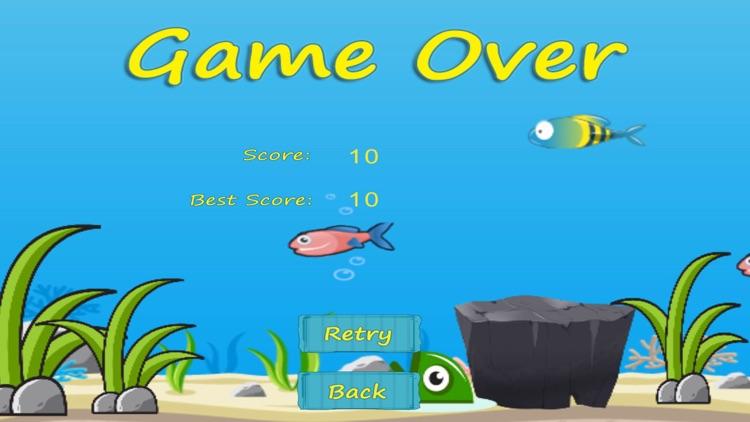 A Fish in the Sea: An Underwater Splashing Adventure screenshot-4