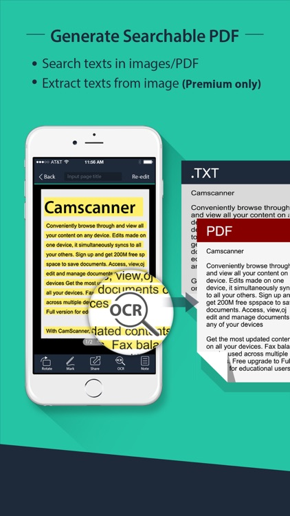 CamScanner | Document Scanner and PDF Creator