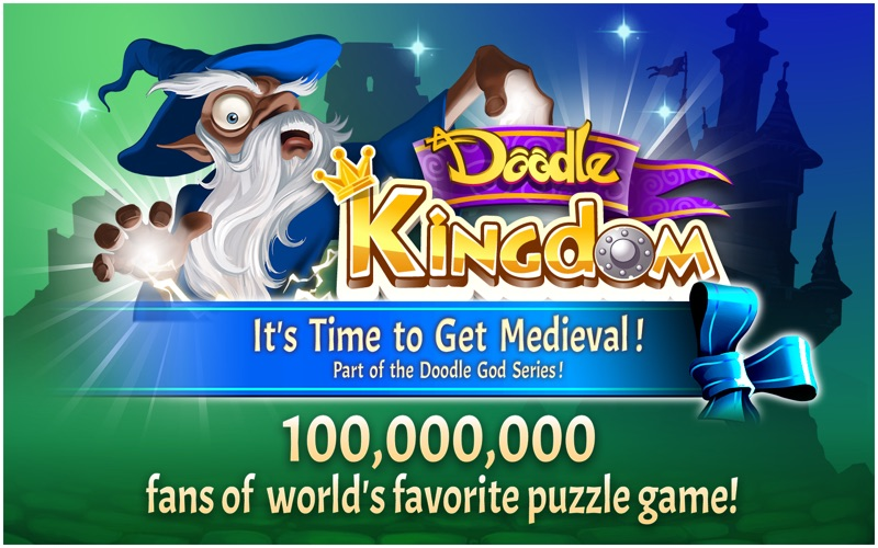 Doodle Kingdom™ Free screenshot 1