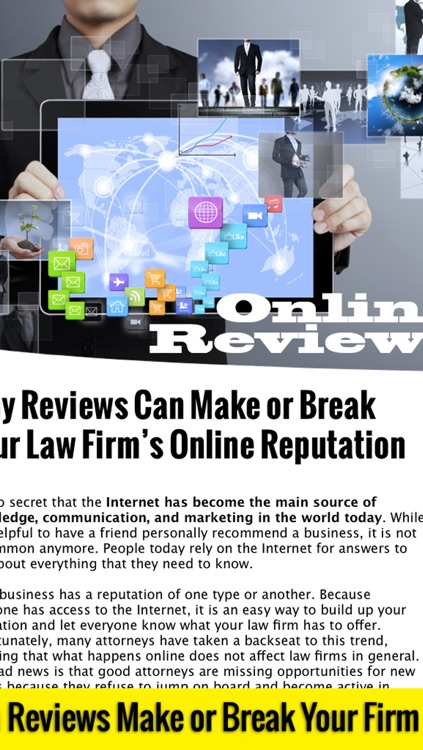 The Internet Legal Digest