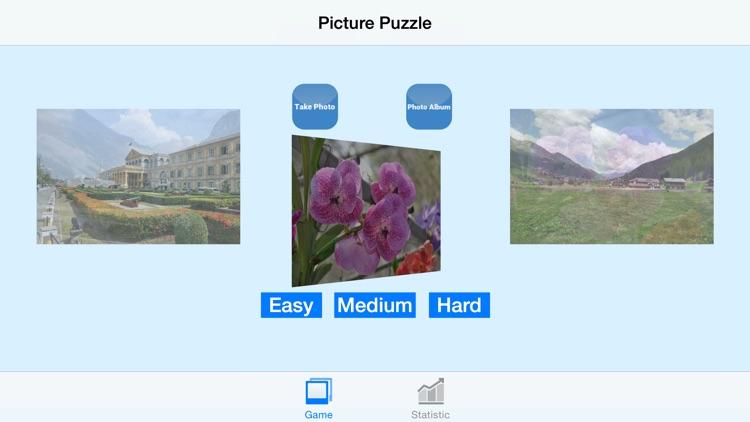 Picture Puzzle - Image tile slider