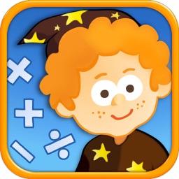 Photo Math Magician - Cool Mayhem Bingo Game For Kids