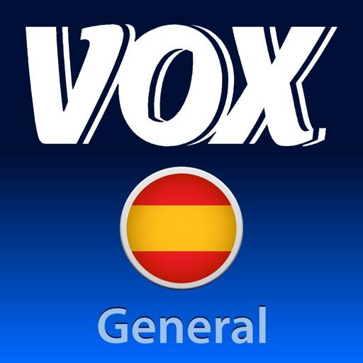 Diccionario General de la Lengua Española VOX