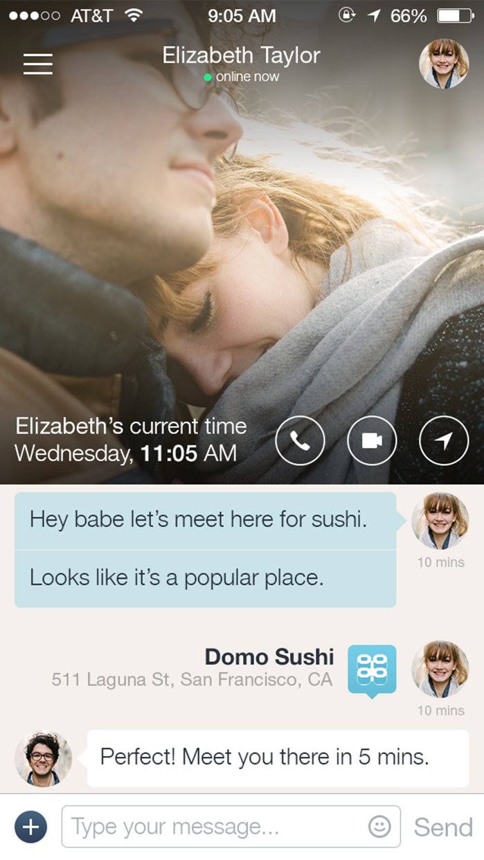 Couple - Relationship App for Two Screenshot