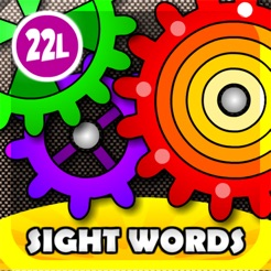 ‎Sight Words Games & Flash Cards for Reading and Spelling Success at School  (Learn to Read Preschool, Kindergarten and Grade 1 Kids)