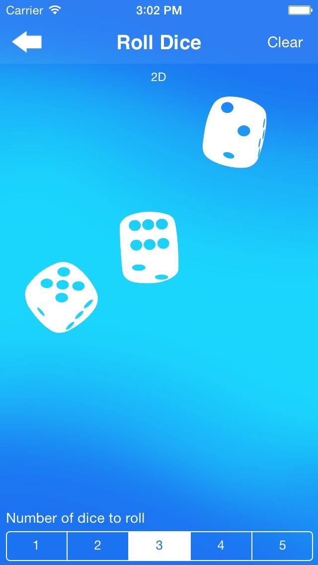 Screenshot #7 for Random Number Generator +