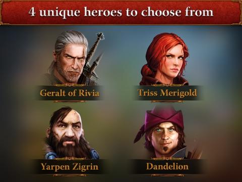 The Witcher Adventure Gameのおすすめ画像5