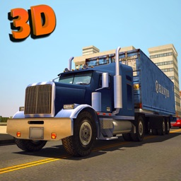 Trucker parking simulator - real highway truck driver