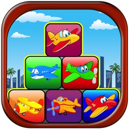 Move the Planes - Fire and Rescue Puzzle Game Free