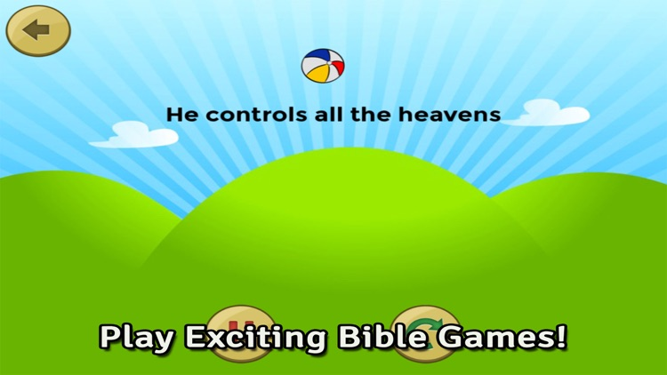 Bible Heroes: David and Goliath - Bible Story, Puzzles, Coloring, and Games for Kids screenshot-4