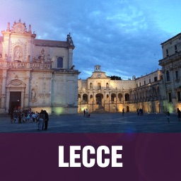 Lecce City Offline Travel Guide