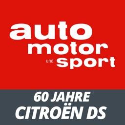 60 Jahre Citroën DS – auto motor und sport