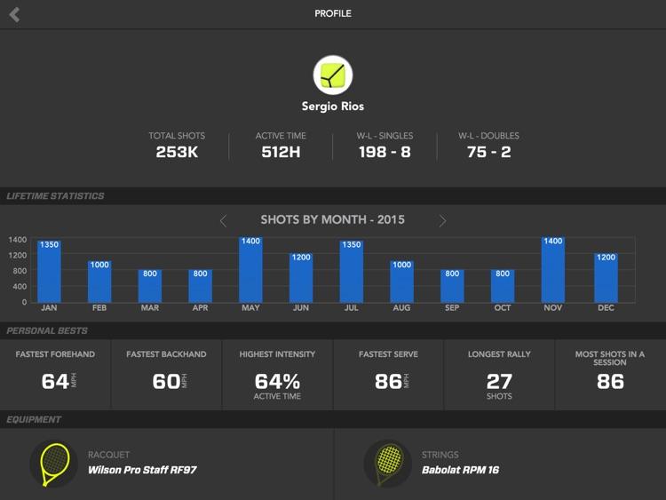 Zepp Tennis Classic for iPad screenshot-4