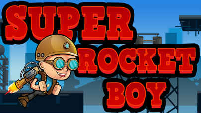 Super Rocket Boy 5