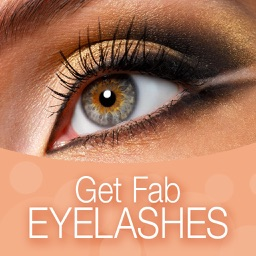 Get Fab Eyelashes App