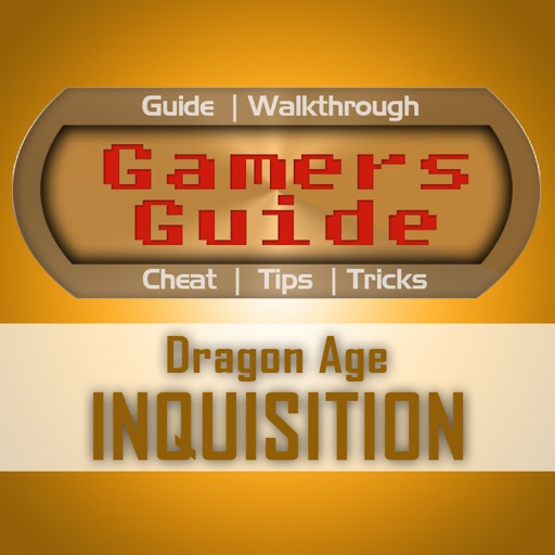 Gamers Guide for Dragon Age: Inquisition