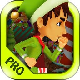 3D Christmas Elf Run - Holiday Runner Game PRO