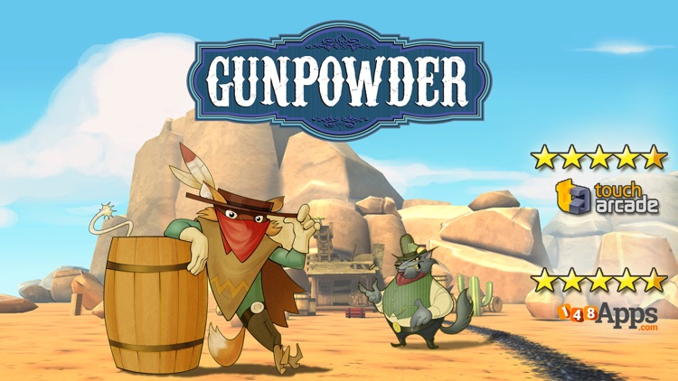Gunpowder screenshot-0