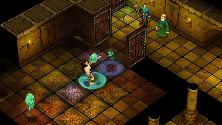 Dungeon Crawlers screenshot-3