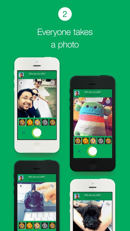 KlikToo : Real-Time Photo Sharing with Friends