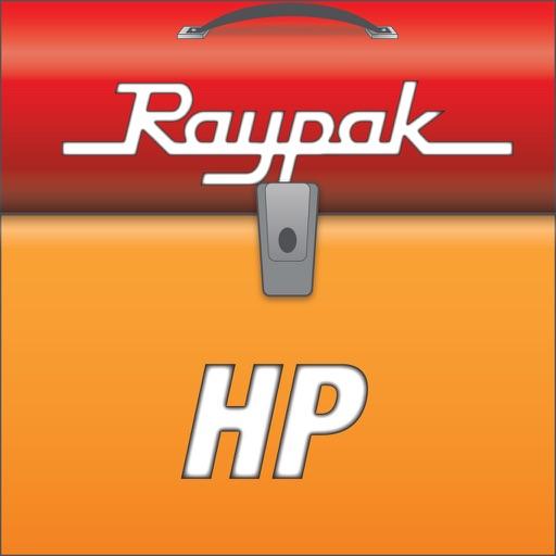 Raypak Tool Box - Heat Pump