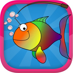 Fishing The Fish Game for Kids and Adult