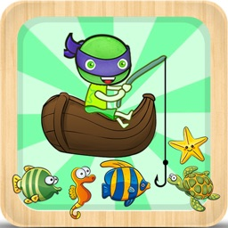 Turtle Fishing Mania Life