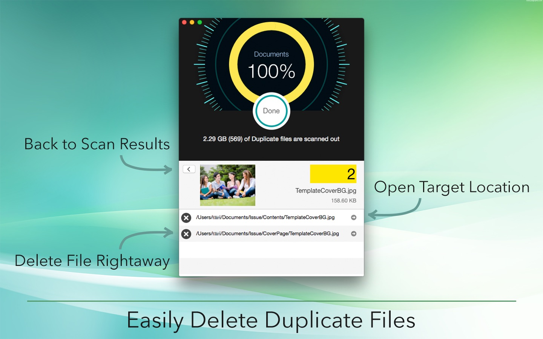 Detect Duplicates
