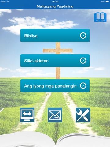 Tagalog ang dating biblia