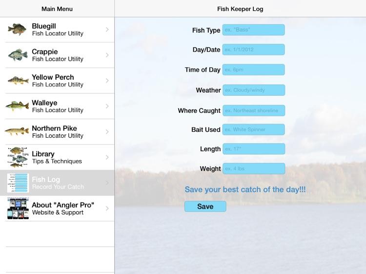 Angler Pro screenshot-3