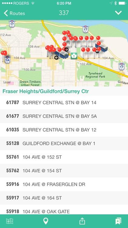 Transit Pro: Vancouver screenshot-3