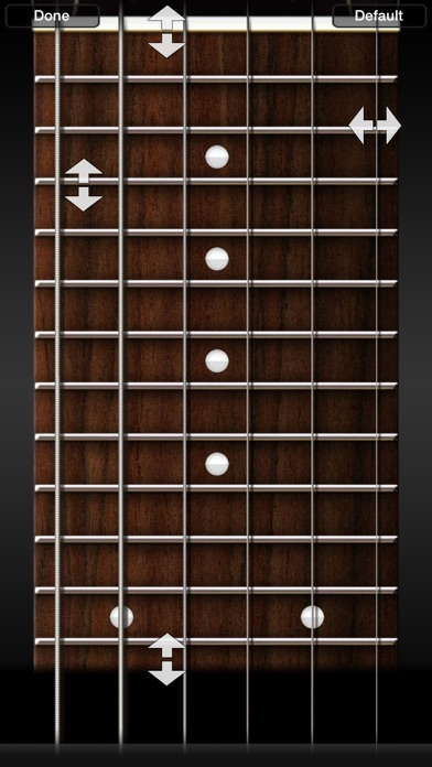 PocketGuitar - Virtual Guitar in Your Pocket screenshot four