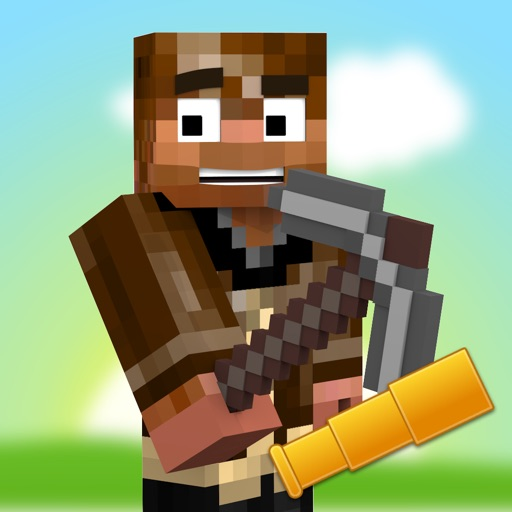 Block Miner - Dig and Destroy Game! icon