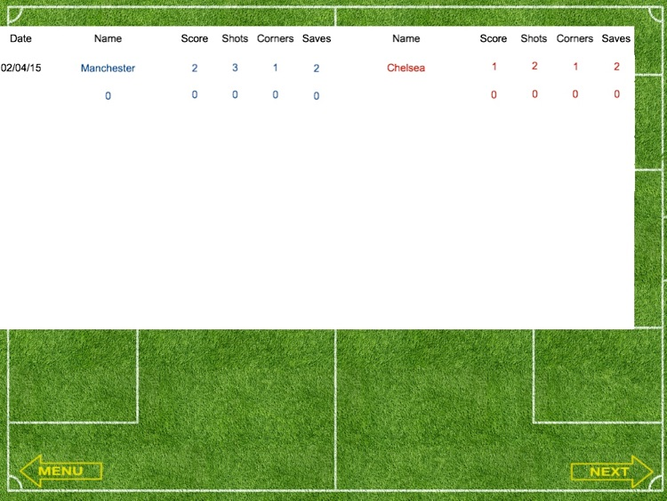ScoreKeeper Soccer HD screenshot-3