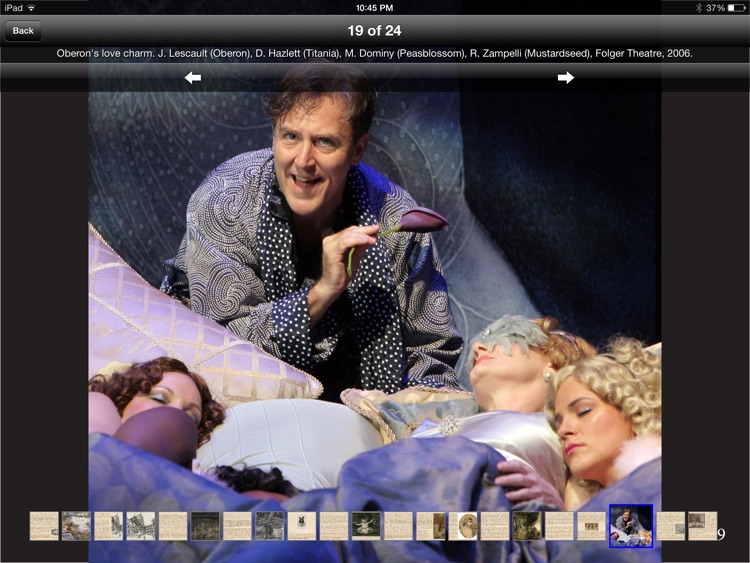 A Midsummer Night's Dream: Folger Luminary Shakespeare screenshot-3