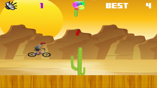 Xtreme Skills BMX Bike Rider Trials: Mad Race Grind screenshot three