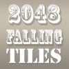 2048 Falling Tiles Puzzle - New Edition with a Twist