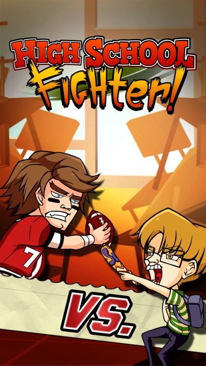 High School Fighter - Best Action Fighting Game screenshot-0