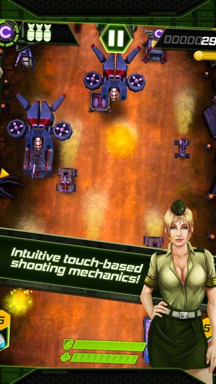 Tank Invaders: War on Terror screenshot-3