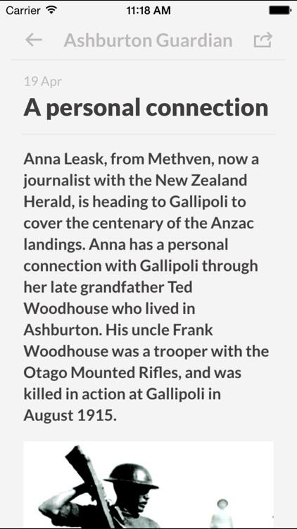 Newspapers NZ screenshot-3