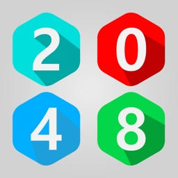 2048 Number Puzzle - Logical Cartoon Challenge Edition