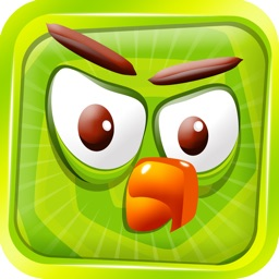 Bad Bad Birds - Puzzle Defense Free: Innovative Cartoon Game for Everyone