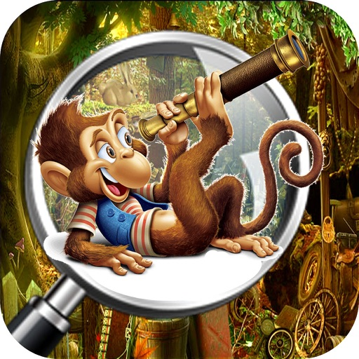 Hidden Objects: Lost in the Forest
