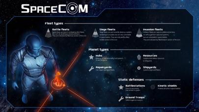 Screen Shot Spacecom 0