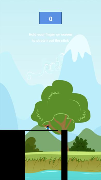 download Pocket Bridge Dude Ninja - Hold Stick to Reach Tower apps 1